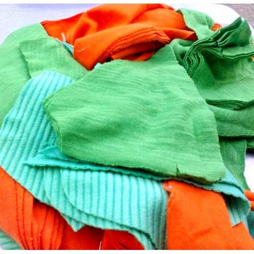 Vải lau, giẻ lau công nghiệp nhiều màu dùng cho khách sạn